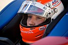 Cunningham qualifies the AJ Foyt Racing Honda at Fontana