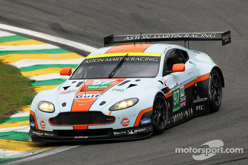 Aston Martin secures best WEC result to-date in the Six Hours of Sao Paulo