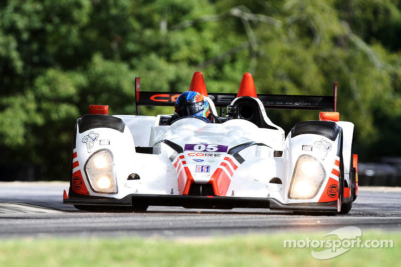 CORE autosport wins 2012 ALMS PC driver championship, race at VIR