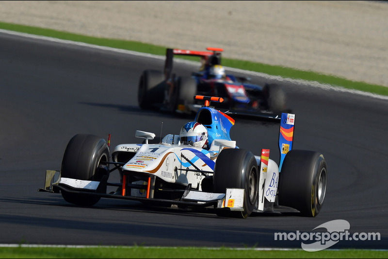 Barwa Addax Team looks to finish season on Singapore podium