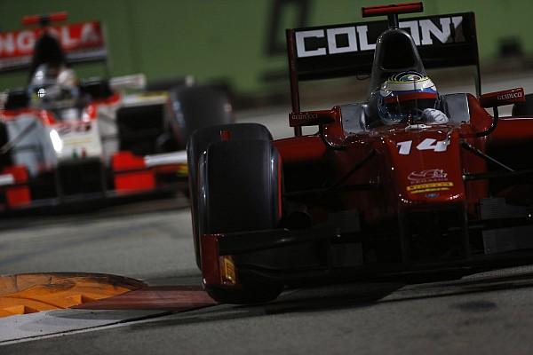Singapore: Filippi and Scuderia Coloni storm to pole in night qualifying