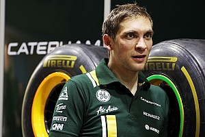 Formula 1 Qualifying report Vitaly better than Kovalainen on Saturday night qualifying in Singapore