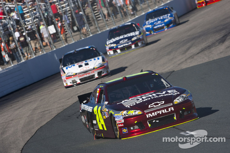 Three Team Chevrolet drivers qualify in top-10 for Dover 499