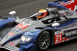 WEC Race report Strakka Racing's magnificent double podium at the 6 Hours of Bahrain