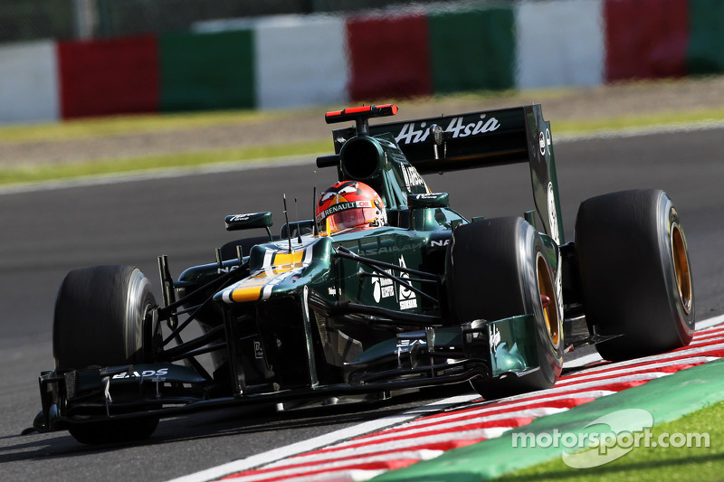 Carterham quotes on Friday Practice at Suzuka