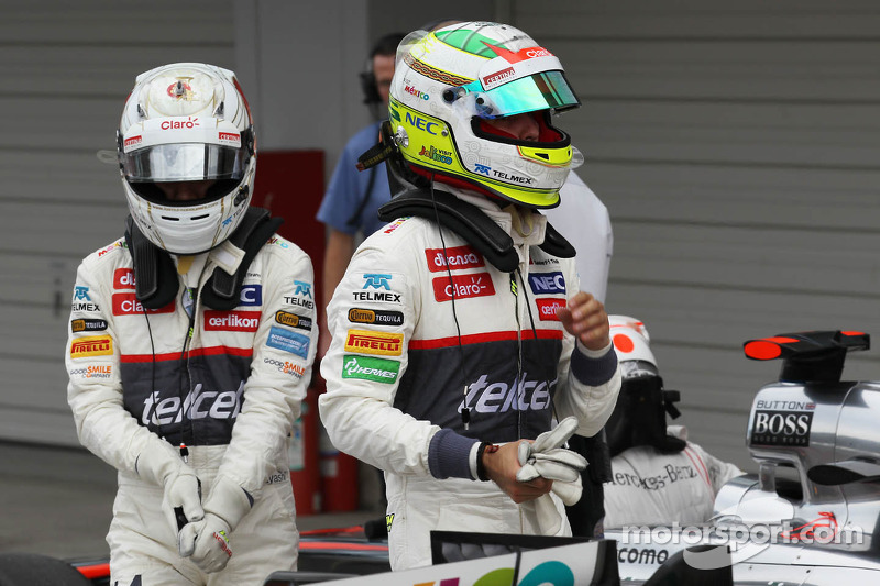 Solid qualifying for Sauber on Japanese GP