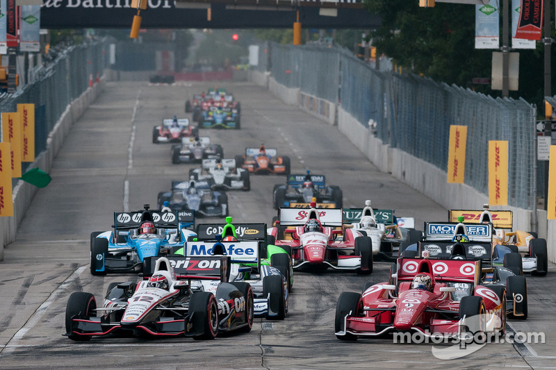 Restrictions put on 2013 testing for IndyCar teams and manufacturers
