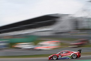 Blancpain Endurance Practice report McLaren teams on top in BES action on Saturday at Navarra