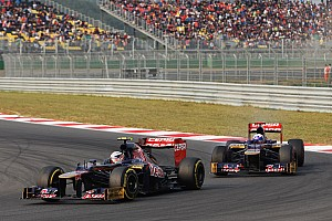 Formula 1 Race report Both Toro Rosso drivers scored points in Korea