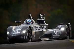 ALMS Special feature Ordoñez making dream a reality in Nissan DeltaWing at Petit Le Mans
