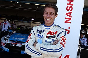 WTCC Preview James Nash looking forward to initial Suzuka event