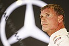David Coulthard to bow out at season finale in Hockenheim