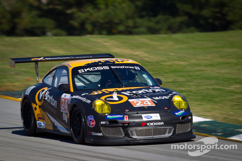 Competition Motorsports replaces Faieta with Andrew Davis for Petit Le Mans