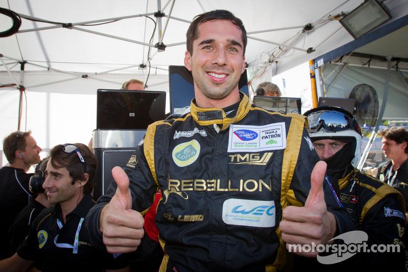 REBELLION Racing takes the pole at Road Atlanta