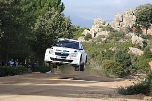 WRC Leg report Volkswagen driver Sébastien Ogier surprises WRC Rally Italy rivals