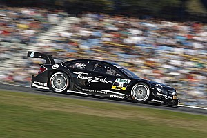 DTM Race report Mercedes's Paffett is 2012 DTM runner-up