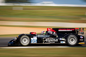ALMS Race report Marino and Dario Franchitti take second in P2 class at Petit Le Mans