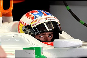 Formula 1 Breaking news Di Resta swerves Mallya's Kingfisher crisis