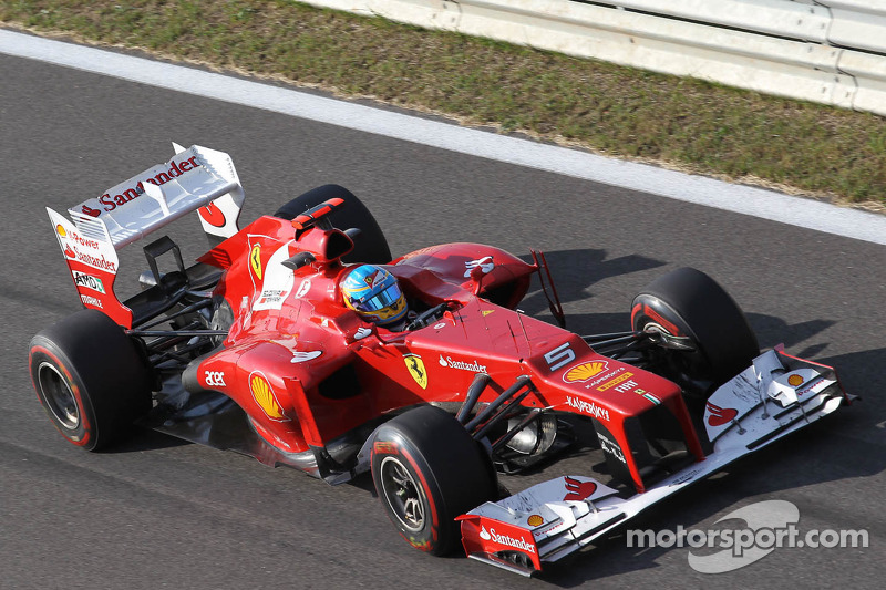 Alonso still favourite for 2012 title - Salo