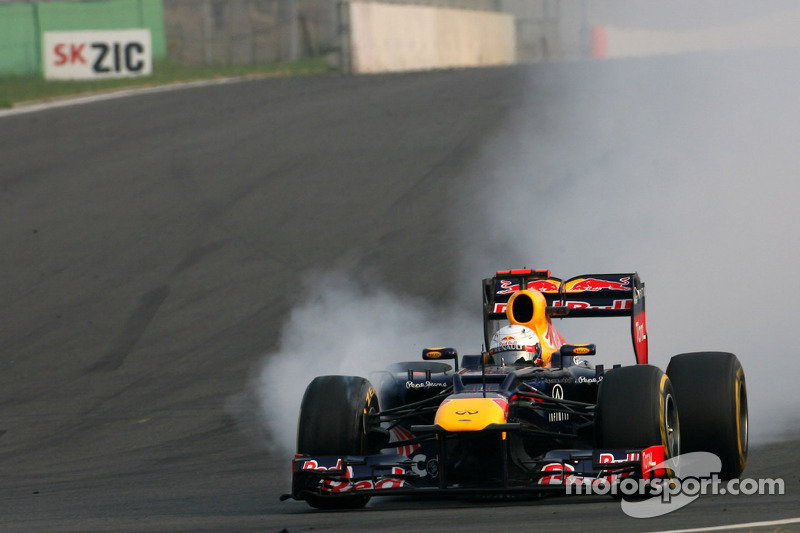 Can the unstoppable Sebastian Vettel make it four in a row?