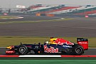 Vettel sets the pace for Indian Grand Prix Friday practices