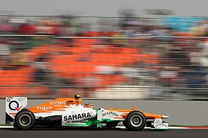 Formula 1 Qualifying report A hard-fought qualifying session for Sahara Force India