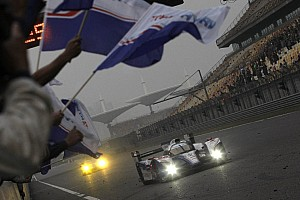 WEC Race report Le Mans style racing for 2012 season comes to a close in Shanghai