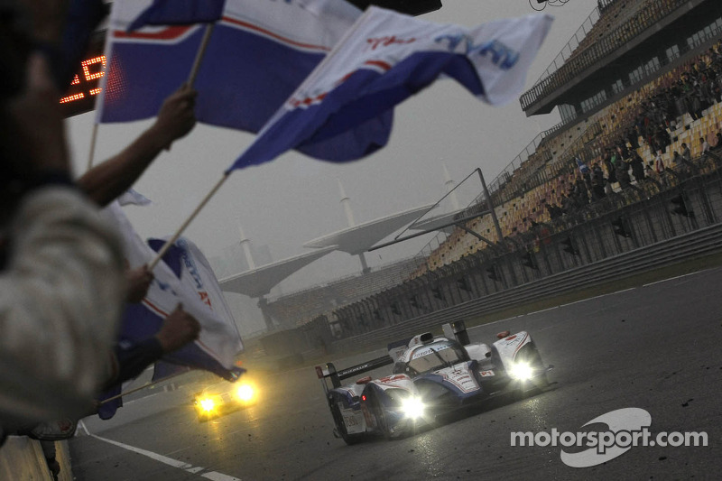 Le Mans style racing for 2012 season comes to a close in Shanghai