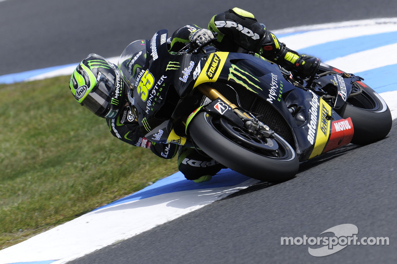Crutchlow grabs early birthday present with Phillip Island podium