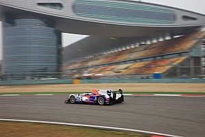 WEC Race report ORECA 03 teams finish season on a high note in Shanghai
