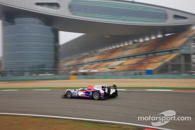 ORECA 03 teams finish season on a high note in Shanghai
