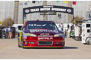 NASCAR Cup Interview Gordon says teammate Johnson has the edge at Texas