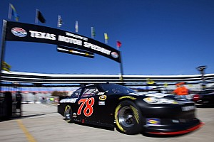 NASCAR Cup Race report Kurt Busch hangs tough to post 8th-place Texas 500 finish