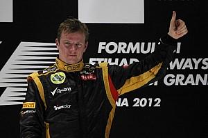 Formula 1 Breaking news Leaving Ferrari was 'a relief' - Raikkonen