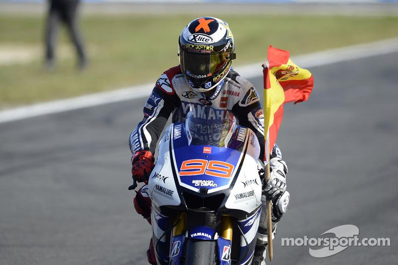 Yamaha and Lorenzo prepare for triumphant return home for Valencia season finale