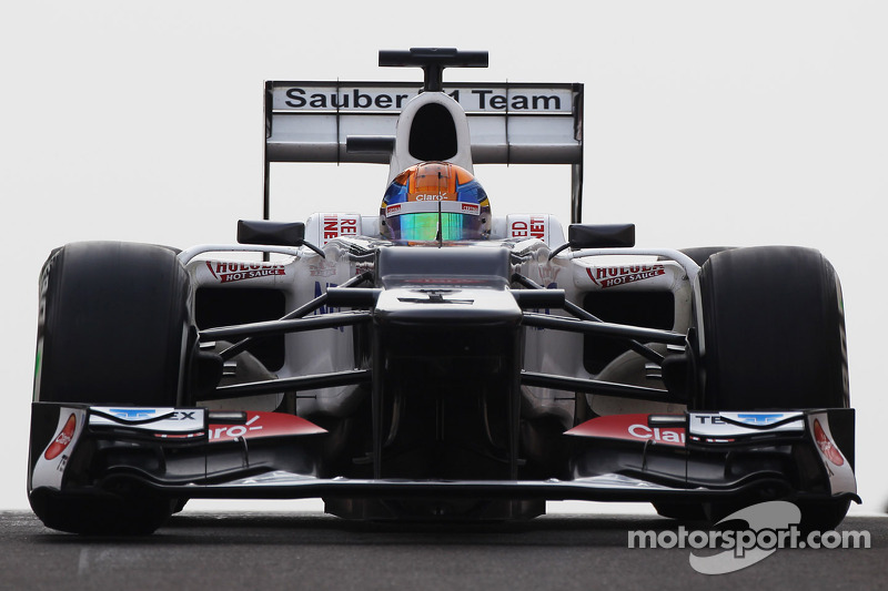 Gutiérrez and Sauber wrap-up Young Driver testing at Abu Dhabi