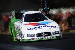 NHRA Qualifying report Beckman, Lucas, Anderson and Hines lead Friday qualifying at Pomona Finale
