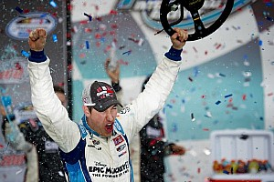 NASCAR XFINITY Race report Phoenix plays host to Logano's ninth NNS win of 2012
