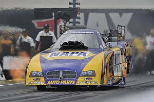 NHRA Race report Capps completes a remarkable Funny Car season at Pomona finale