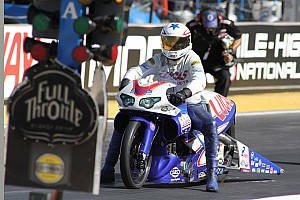 NHRA Race report Another podium finish to the season for Arana Jr. on Pomona finale