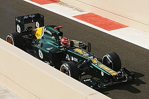 Formula 1 Preview All the Caterham drivers are excited about getting on COTA track