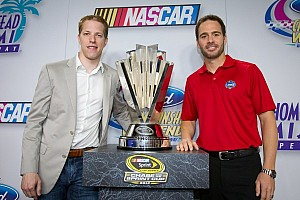 NASCAR Cup Special feature Title contenders on center stage for championship weekend in Miami