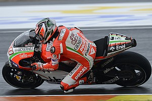 MotoGP Testing report Ducati Team completes weather-affected test at Valencia
