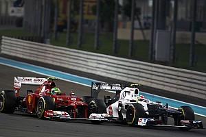 Formula 1 Rumor Ferrari were 'really interested' for 2014 - Perez