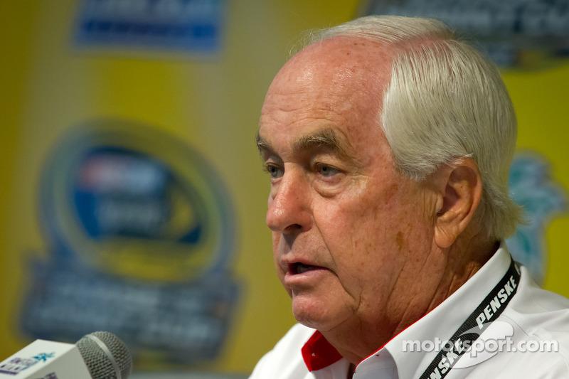Penske looking for consistency in IndyCar leadership