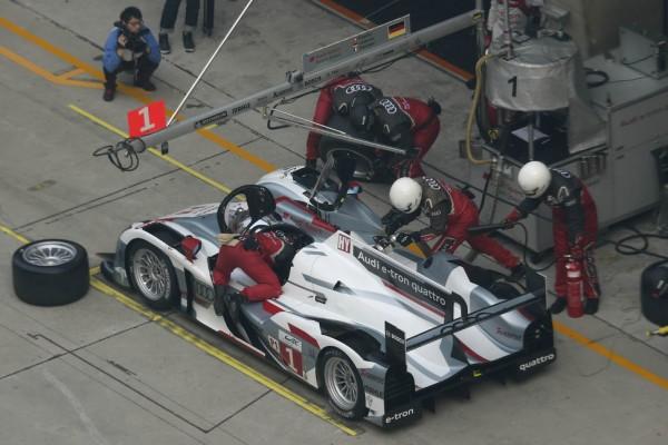 Michelin preparing tire test at Aragon for WEC teams