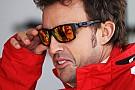 Ferrari clamp down on Alonso's social media