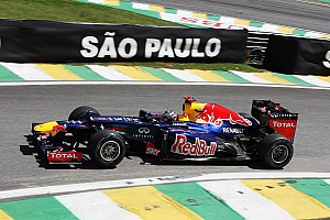 Formula 1 Qualifying report Slippery track does not prevent Red Bull's Friday homework at Interlagos
