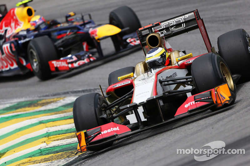 No more Spanish team in F1 - de la Rosa