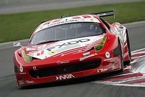 Grand-Am Breaking news AIM Autosport Team FXDD RACING WITH FERRARI announce 2013 driver lineup
